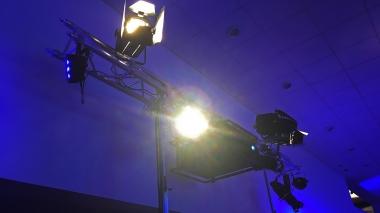 Robotlámpa, analóg lámpa, LED derítő, dimmer, fénypult kölcsönzés
