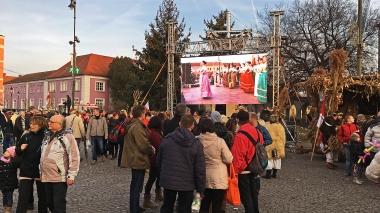 LEDfal bérlés kölcsönzés Pécs